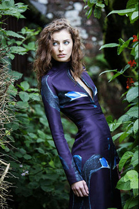 Fashion Focus: Iona Crawford Fashion Designer, One to Watch, Byte Size Scotland