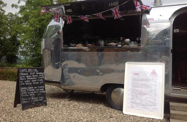 Culture Vulture: Silverstream Caravan Cafe at Jupiter Artland, Scotland, An Art Lovers Dream, Byte Size Scotland