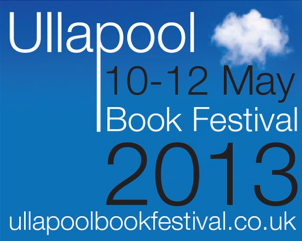 Ullapool Book Festival 10 - 12 May 2013