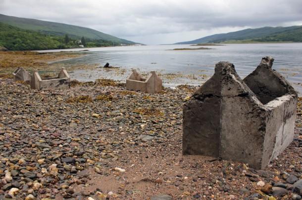 Kevin Dagg 'Ebb and Flow' Caol Ruadh Sculpture Park