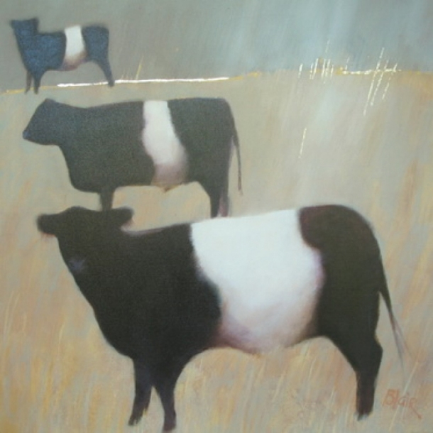 Painting by Jane Blair Spring Fling 2013
