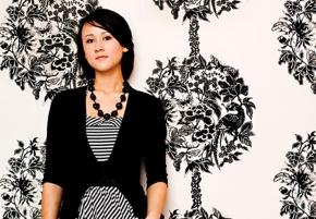 The Black and White Wonderland of Ink Evangelist JohannaBasford.