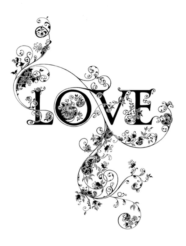 Johanna Basford Love Illustration